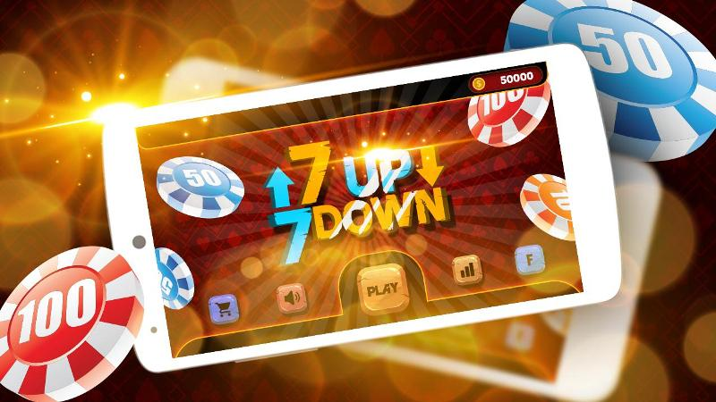 How To Play 7Up-7Down?